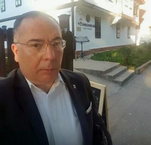 Хоће да стане на пут преварантима: Вуле Вуковић, председник КК Прокупље